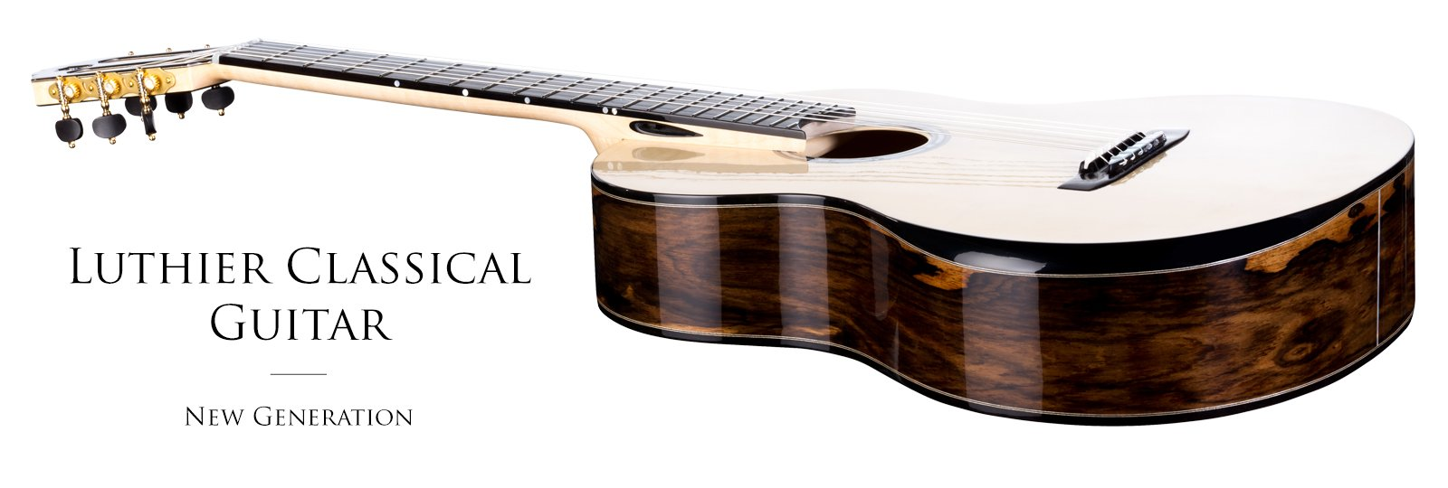 Luthier classical guitar slider