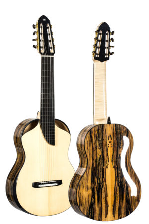 8-string classical guitar