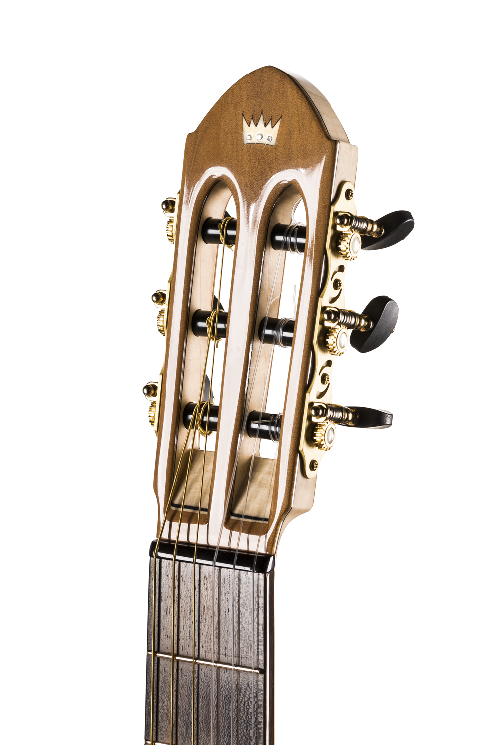 Ancient Kauri headstock