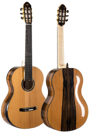 Fine classical guitar