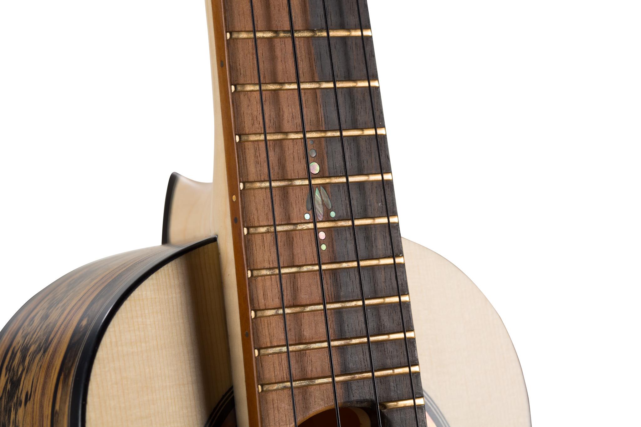 ukulele inlay at 12th fret