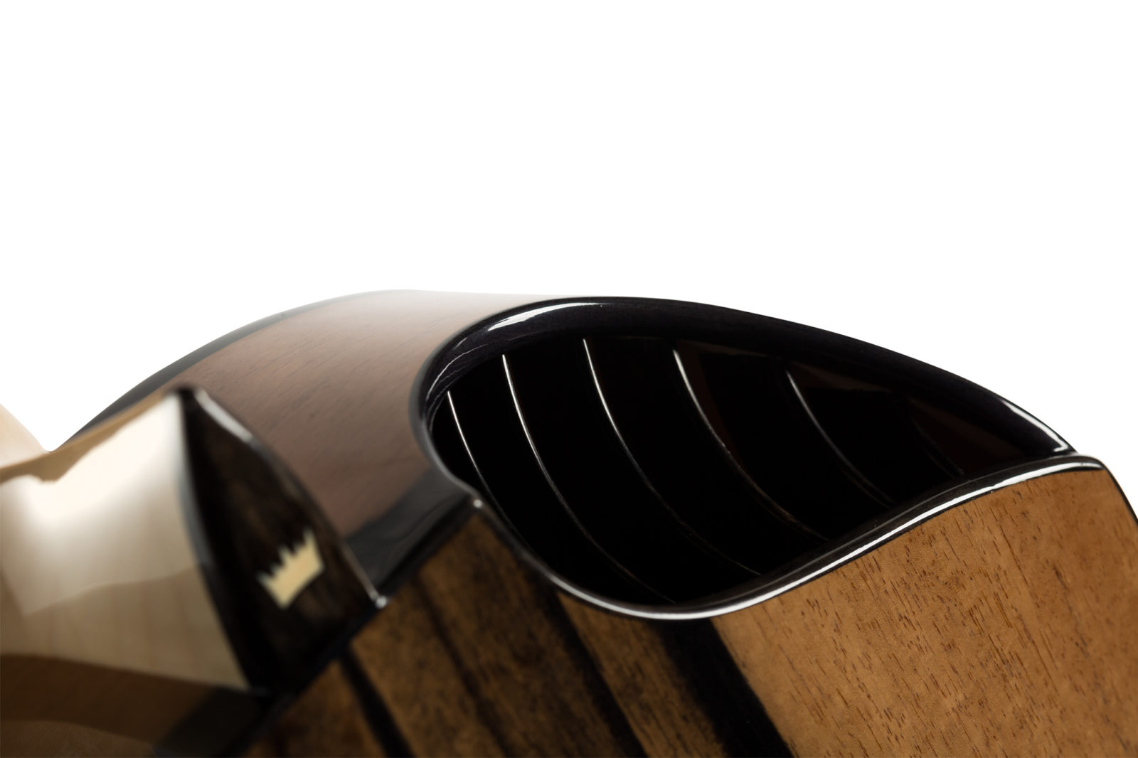Classical guitar without soundhole