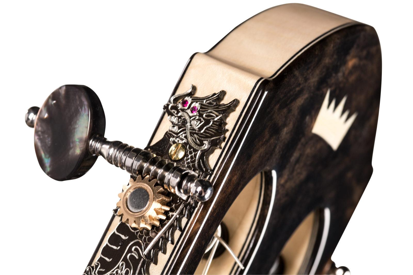 Handmade Guitar Tuning Machines