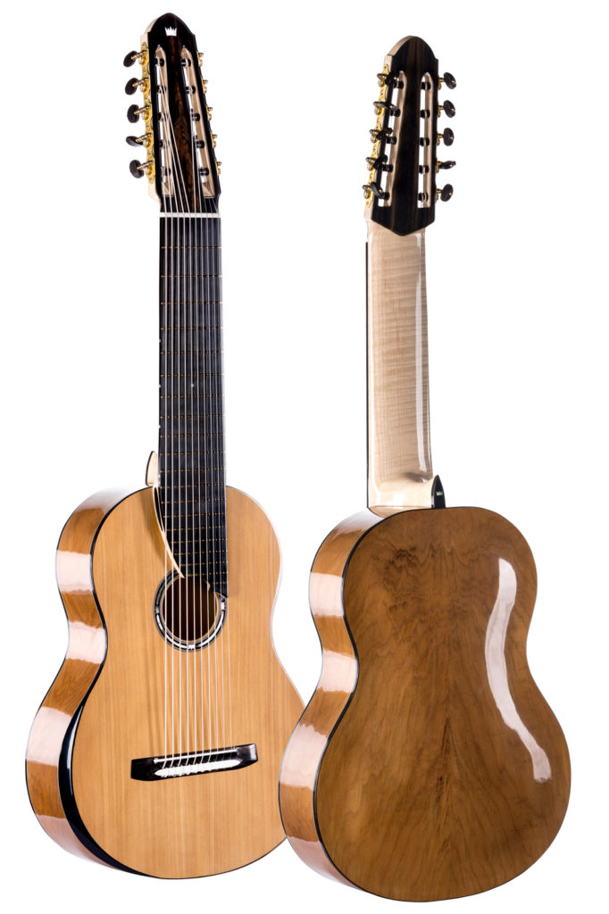 10-string classical guitar