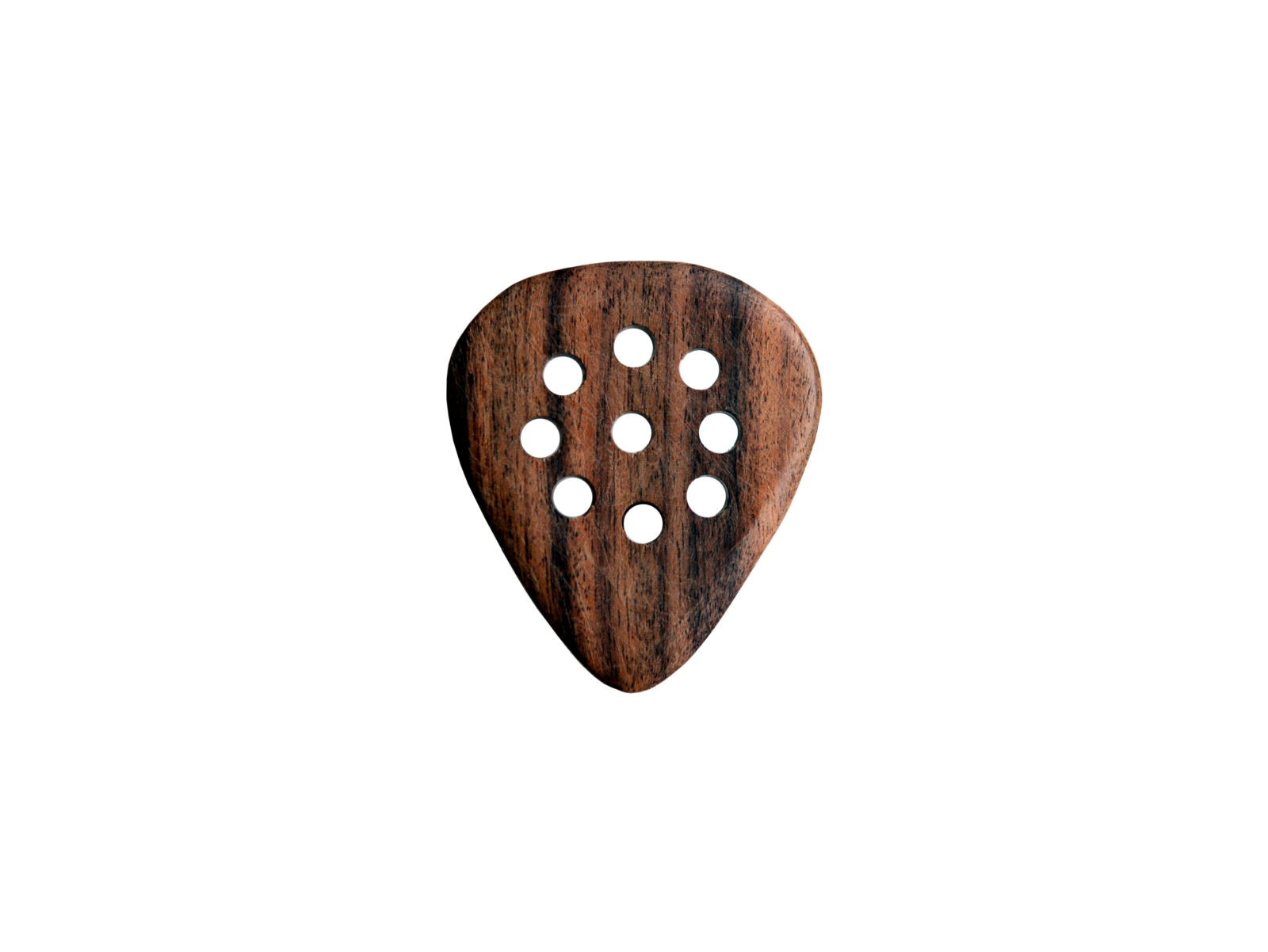 Pau Ferro guitar pick