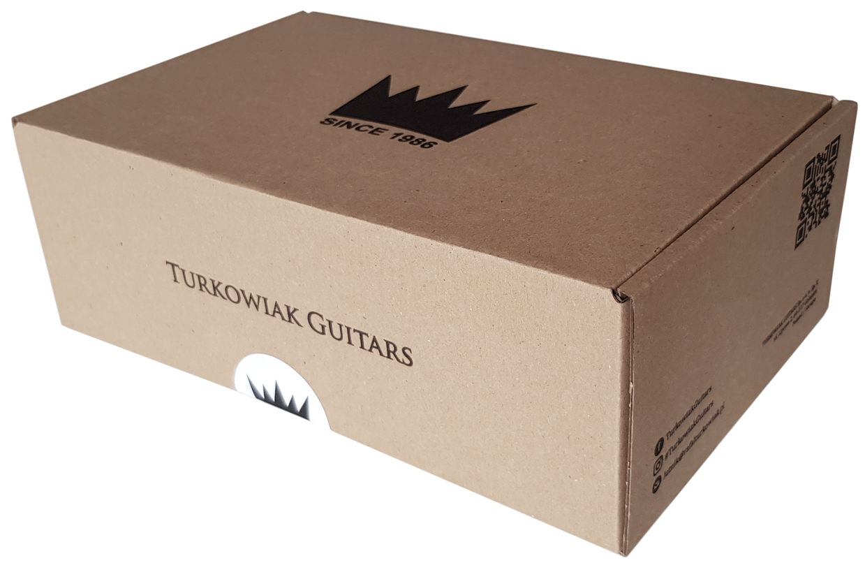 Guitar maintenance kit box