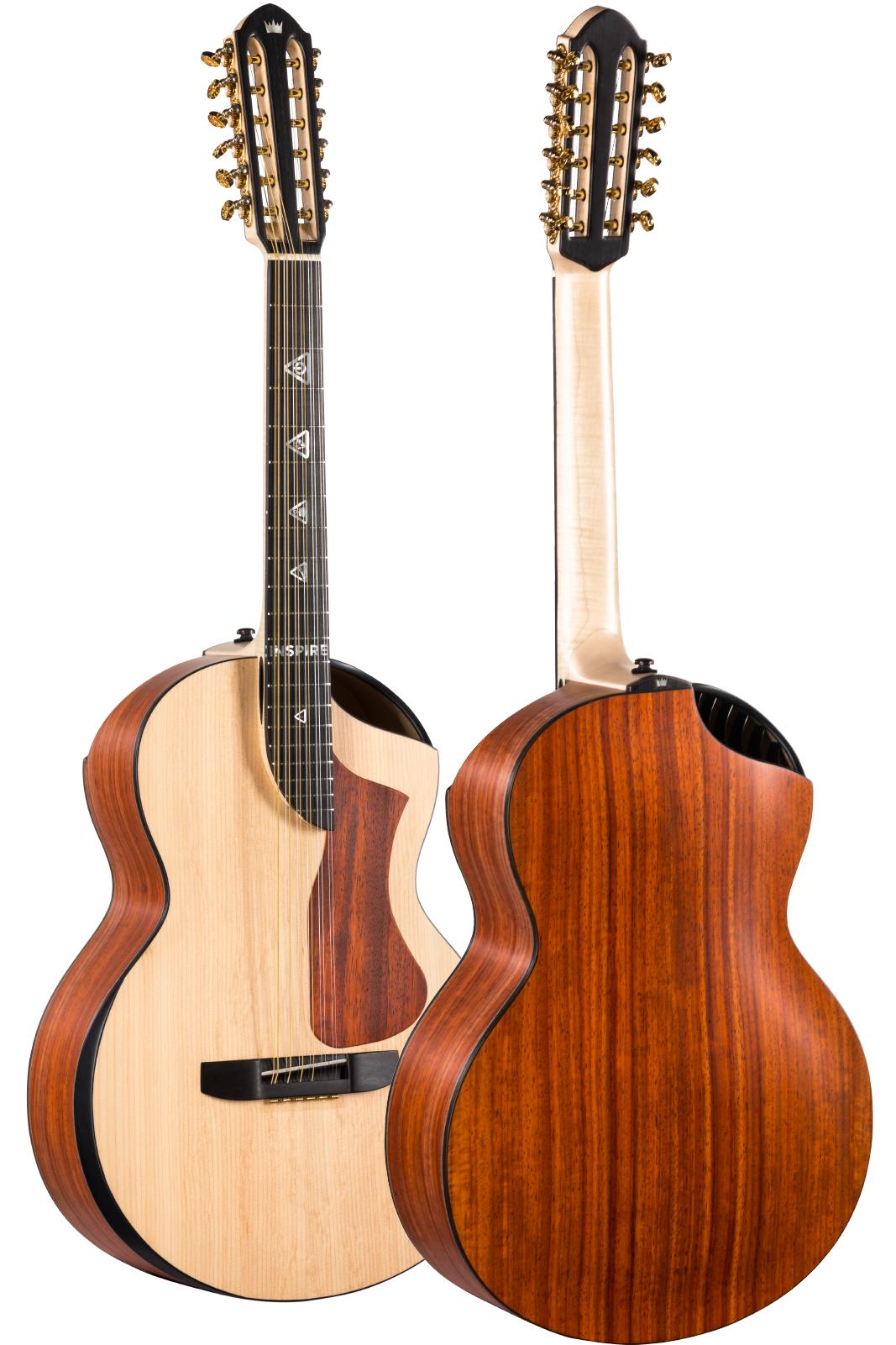 12-string OM Acoustic Guitar