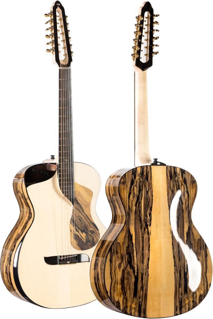 12-string Grand Auditorium Guitar Front Photo